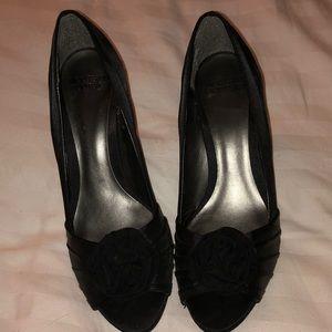7.5 Peep Toe Heels